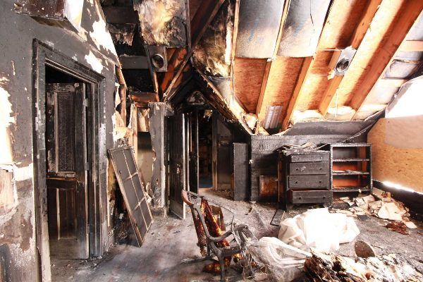 house fire restoration
