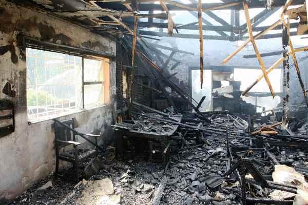 fire damage mt pleasant sc